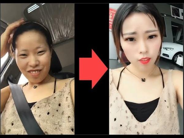 Vịt hóa thiên nga - Đỉnh cao của Makeup - Makeup beauty magical - Don't Judge Challenge