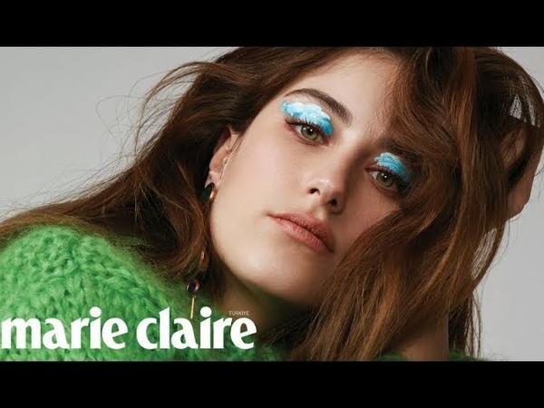 Hazal Kaya | Marie Claire Aralık 2018