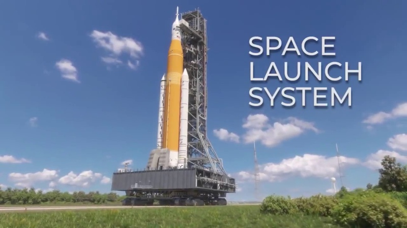 NASA Preparing America for Deep Space Episode 18 On The Move