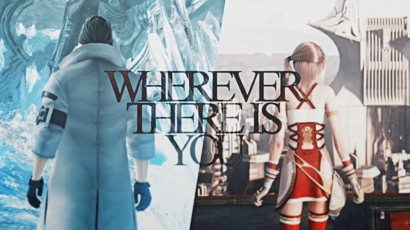 Wherever there is you | snow/serah