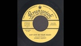 Johnny Duffett - Just Give Me Your Heart - Rockabilly 45