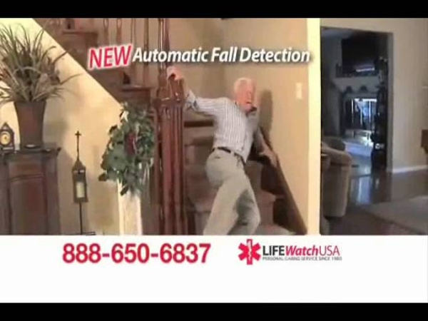 Life Watch - Stunt Grandpa! LOL