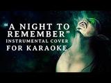 Ведьмак 3 Кровь и вино - A Night To Remember (Instrumental Cover, караоке)