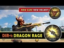 ROS *NEW Gun* DSR 1 Dragon Rage and Hell's General Helmet Rules of Survival Update