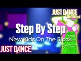Just Dance Unlimited Step By Step - New Kids On The Block Just Dance 1
