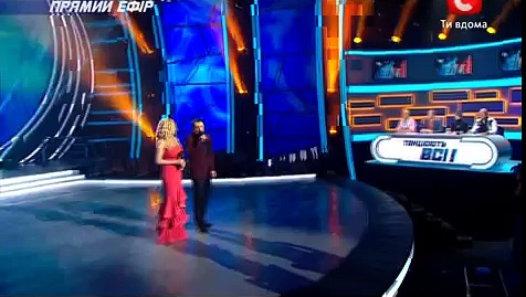 Александр Волков и Ольга Шаповалова Танцуют Все 5 Эфир 14 12 2012 Видео Dailymotion