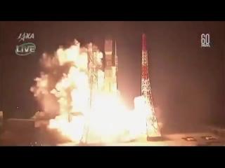 Вкосмос запустили первый лифт: видео исторического момента