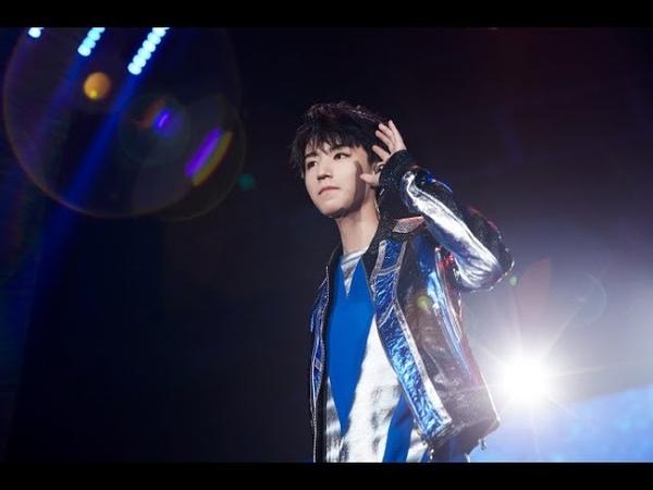 【TFBOYS 王俊凱】TFBOYS王俊凱十九歲生日會開場歌曲 G.E.M鄧紫棋《我的秘密》小U的3