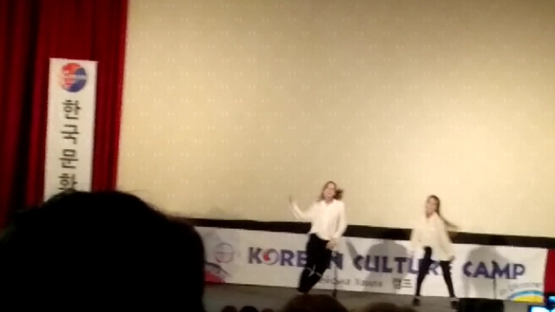 Korean wave Тернопіль NCT dance cover