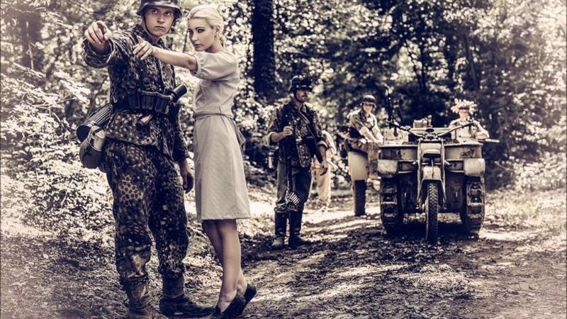 Ања Павловић - Лили Марлен (српска верзија)/ Anja Pavlović - Lili Marleen (serbian version)