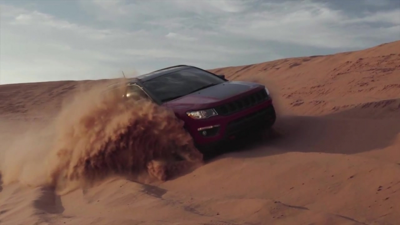 Jeep Compass - Tales of the Trailhawk - Sand Dunes
