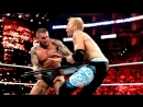 (WWE Mania) SummerSlam 2011 Randy Orton vs Christian(c) - World Heavyweight Championship