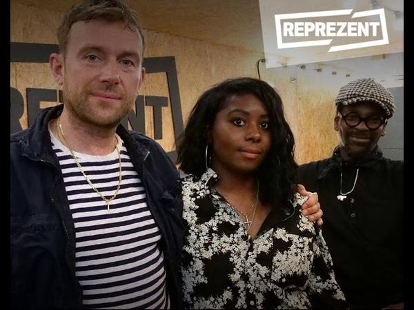 Gorillaz interview on Reprezent Radio 2018