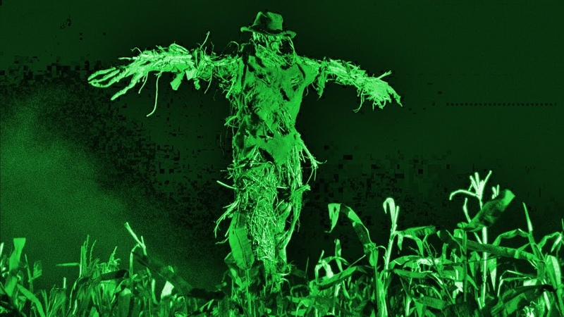 Ночь пУгала Тайны заброшенной фермы