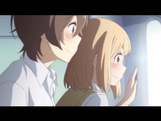 Asagao to Kase-san OVA / Kase-san and Morning Glories OVA / Сияние утра и Касэ-сан ОВА - 1 Часть [Tina]