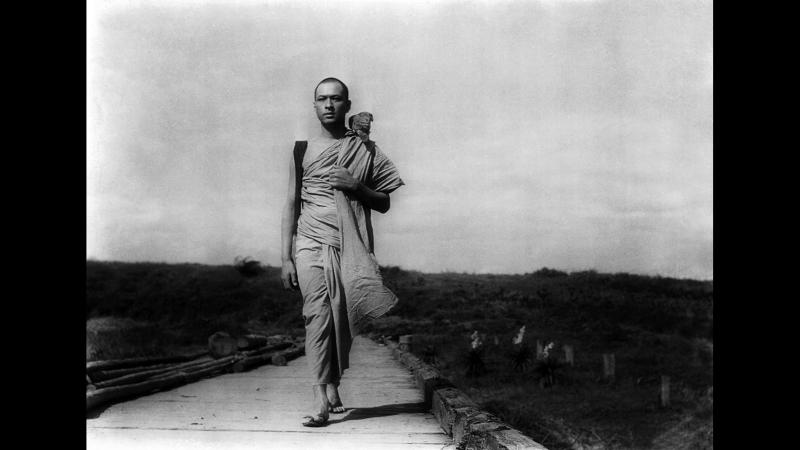 Бирманская арфа Biruma no tategoto • 1956 • Кон Итикава