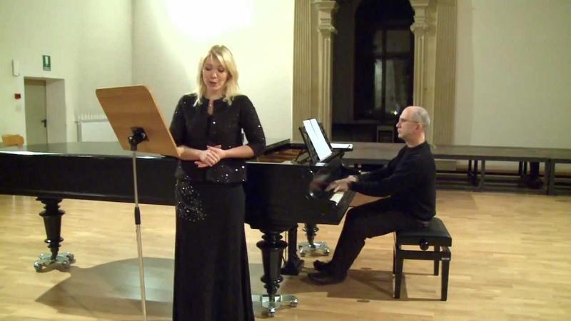 Smutna Rzeka F. Chopin Op. 7416, Lieder