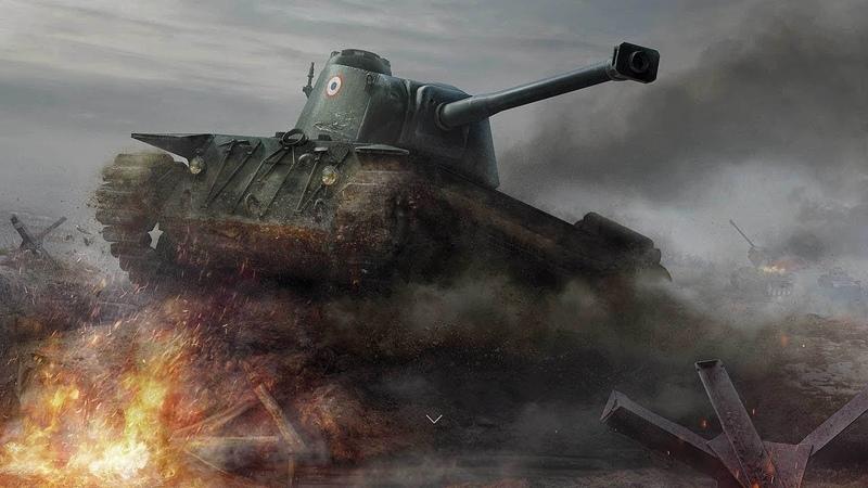 World of Tanks Blitz FCM 50T