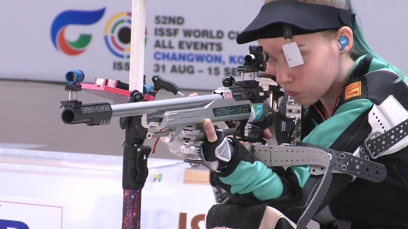 50m Rifle 3 Positions Women - 2018 ISSF World Championship in Changwon (KOR)