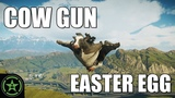 Just Cause 4 - Cow Gun Easter Egg