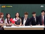 iKON and BLACKPINK on Knowing Brothers EDIT