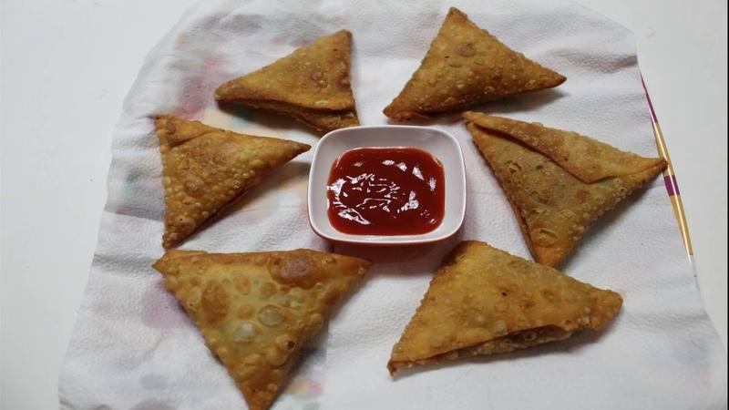 How to Make Samosa Sheets    How to Fold Samosa    Samosa Recipe   