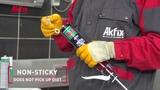 Akfix 647FC PU Sealant Auto body seam sealing