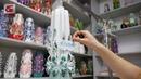 Резная свеча 50 см для партнеров ООО РИВЕРА производство ДИМСИ от ЭЛВИН РФ