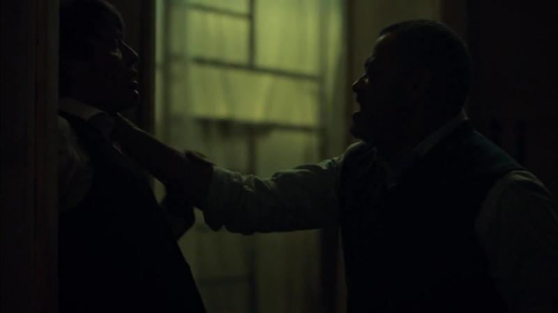 Jack Crawford vs Hannibal Lecter