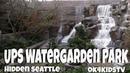 Hidden Seattle Destination - UPS Watergarden Park ok4kidstv