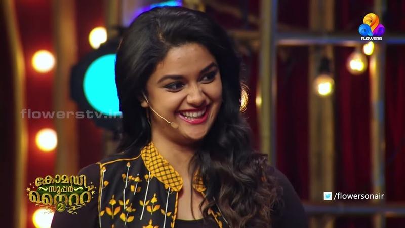 Comedy Super Nite - 2 with Sivakarthikeyan Keerthi Suresh Part 1 │Flowers│CSN 74