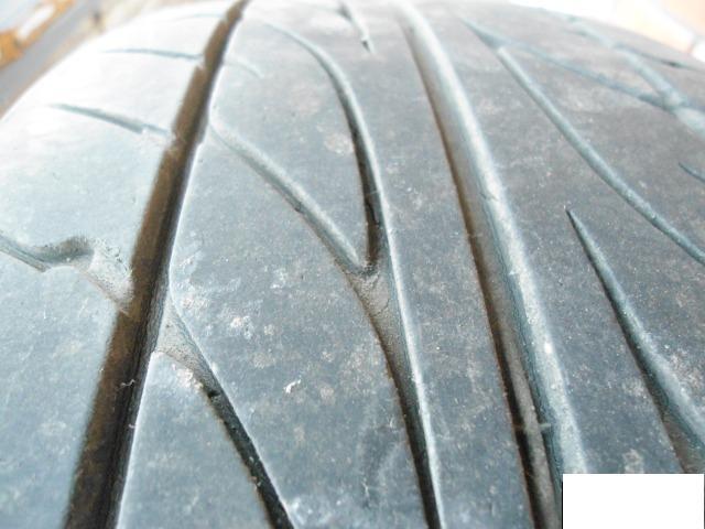 M75uox0dcaU - Определяем неисправности по характеру износа шин