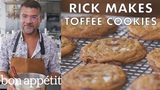 Rick Makes Chocolate Chip Toffee Cookies From the Test Kitchen Bon App
