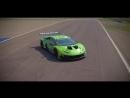 Ядовитая версия Lamborghini Huracán GT3 EVO