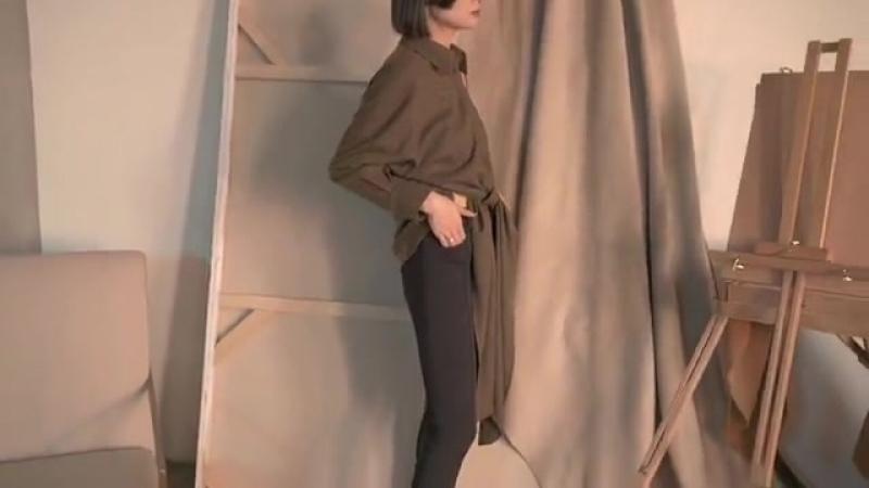 原创ILIAD设计师女装2018秋冬