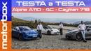 Alfa 4C VS Alpine A110 VS Porsche 718 Cayman   Qual è la sportiva da scegliere? 4K ENGLISH SUB