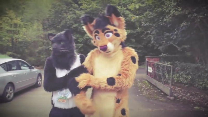 Time to Wander - Fursuit Musicvideo 4 by Willion- 720p
