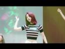 · Fancam · 180818 · OH MY GIRL (Binnie focus) - Windy Day · DRUMEX Concert ·