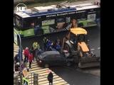 В Петербурге Барецкий попал в ДТП с трактором