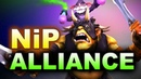 ALLIANCE vs NiP - SEMI-FINAL - GG.BET INVITATIONAL DOTA 2