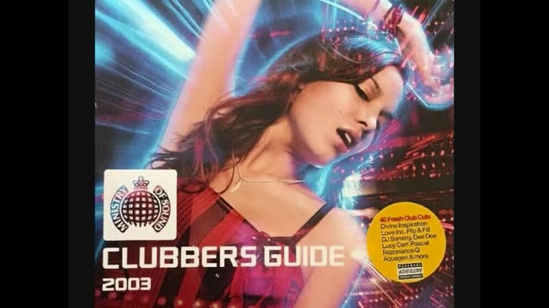 Clubbers Guide 2003 - CD2