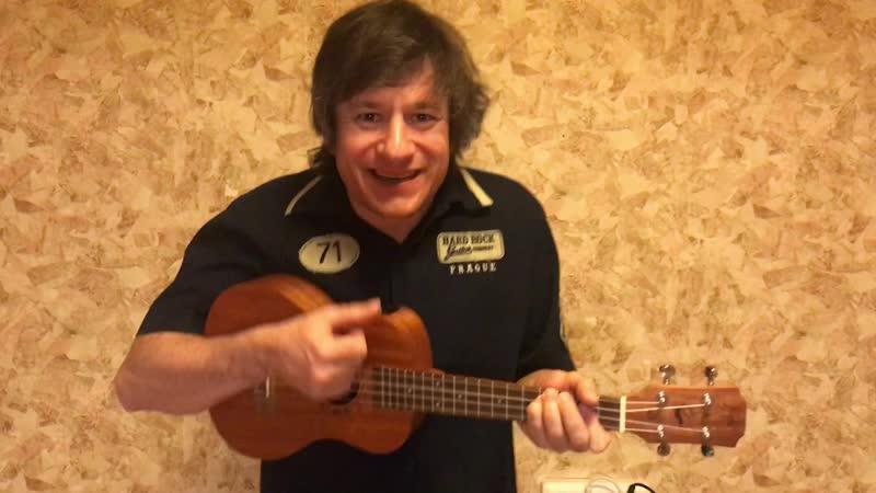 MiZZiE Wonderwall Oasis ukulele cover