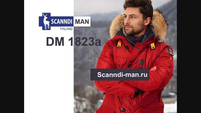 Мужская куртка Scanndi Finland DM1823а | 19023а