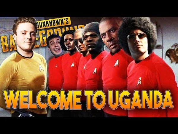 The Adventures Of The Ugandan Warriors