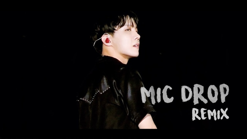 [4K] 180622 롯데 패밀리 콘서트 - MIC Drop Remix 제이홉 직캠 (j-hope FOCUS)