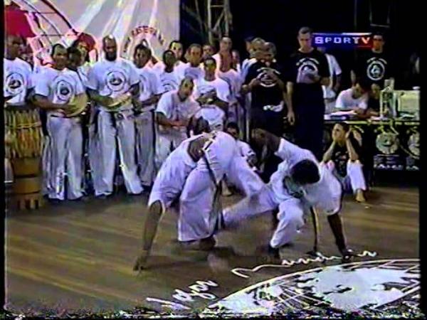 Jogos Mundiais Abadá-Capoeira 2003 - part 2
