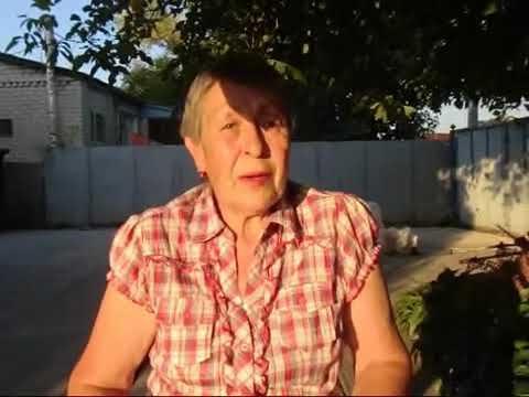 Жительница Донецка рассказывает про зомбированных русских