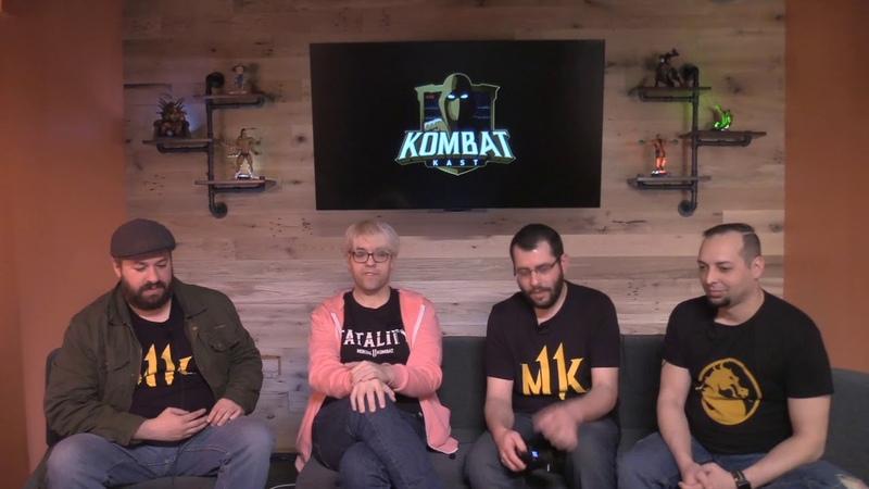 MK11 Kombat Kast - Geras Gameplay Breakdown