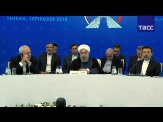 Саммит Россия - Турция - Иран по сирийскому урегулированию