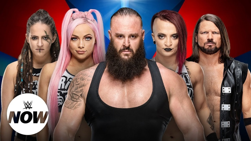 Live WWE Elimination Chamber 2019 preview WWE Now